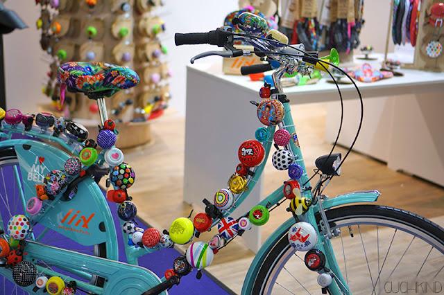 Fahrradklingeln liix