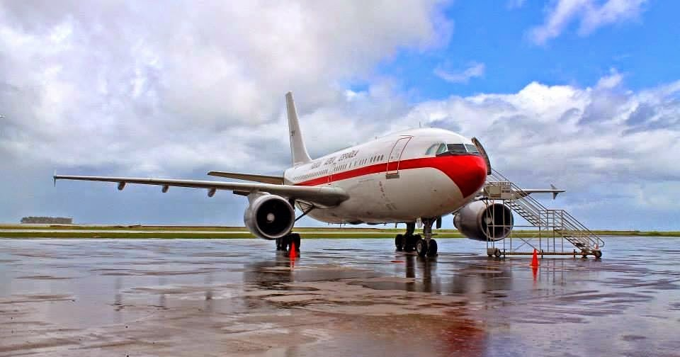 Tour Of A Spanish Air Force A310 Vip Aircraft Philippine