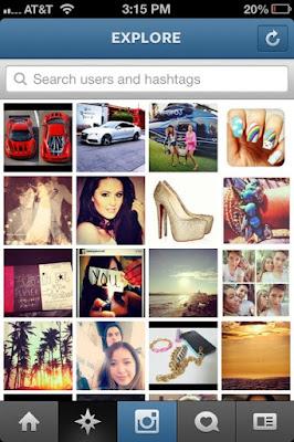 Instagram Story Untuk Riset Pasar.