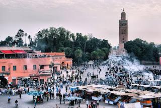 De viajeros por Marrakech 8