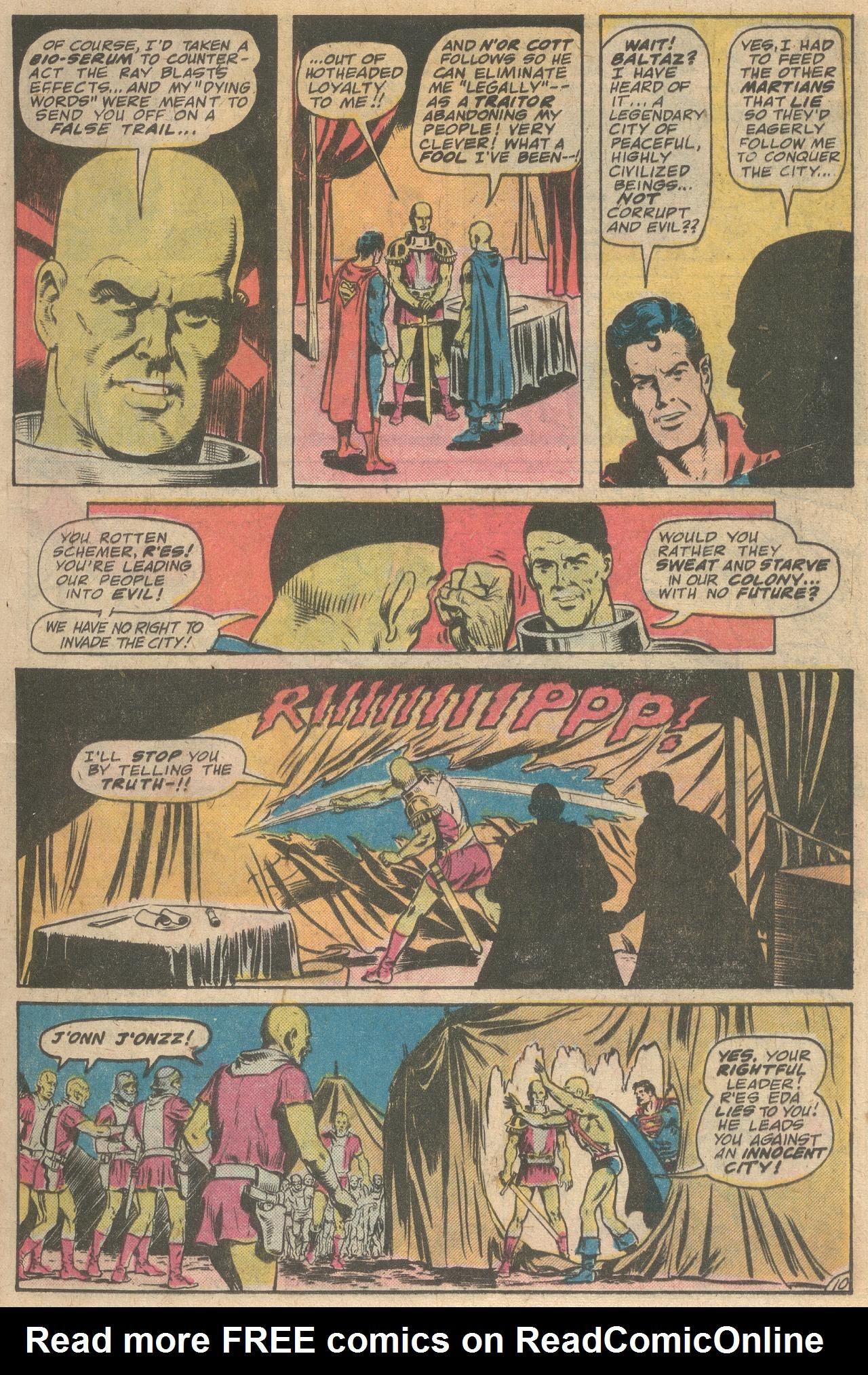 Read online World's Finest Comics comic -  Issue #245 - 12