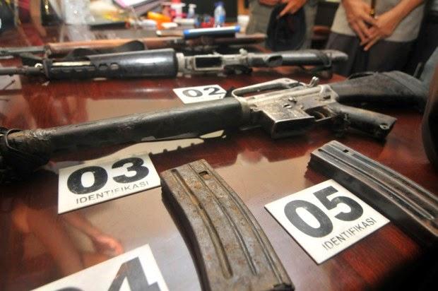 Dosa-dosa Teroris Daeng Koro Tewas di Tembak Densus 88