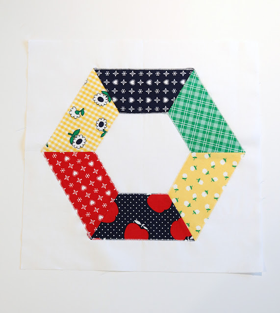 Playground Quilt Tutorial by Andy of A Bright Corner