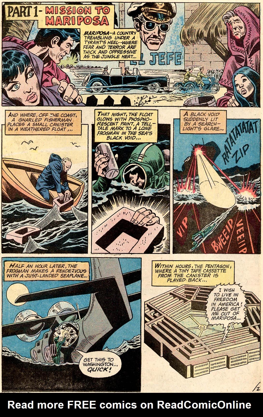 Read online World's Finest Comics comic -  Issue #226 - 4