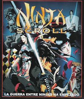 Ninja Scroll - Ninja Scroll