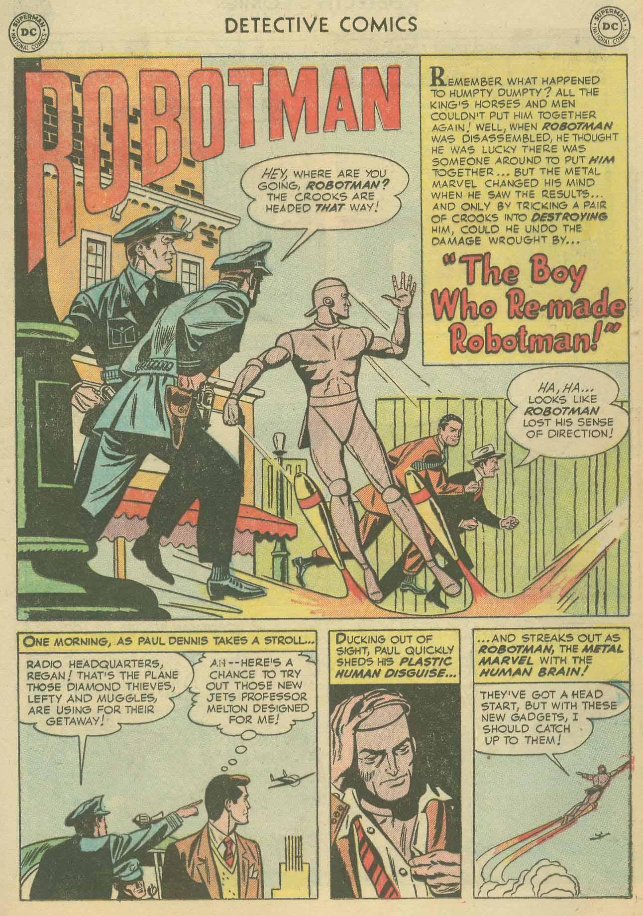 Detective Comics (1937) 175 Page 16
