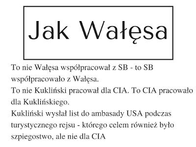 współpraca z SB i CIA, zdrada, obalanie komunizmu, agent, szpiegostwo, patriotyzm, bohaterstwo