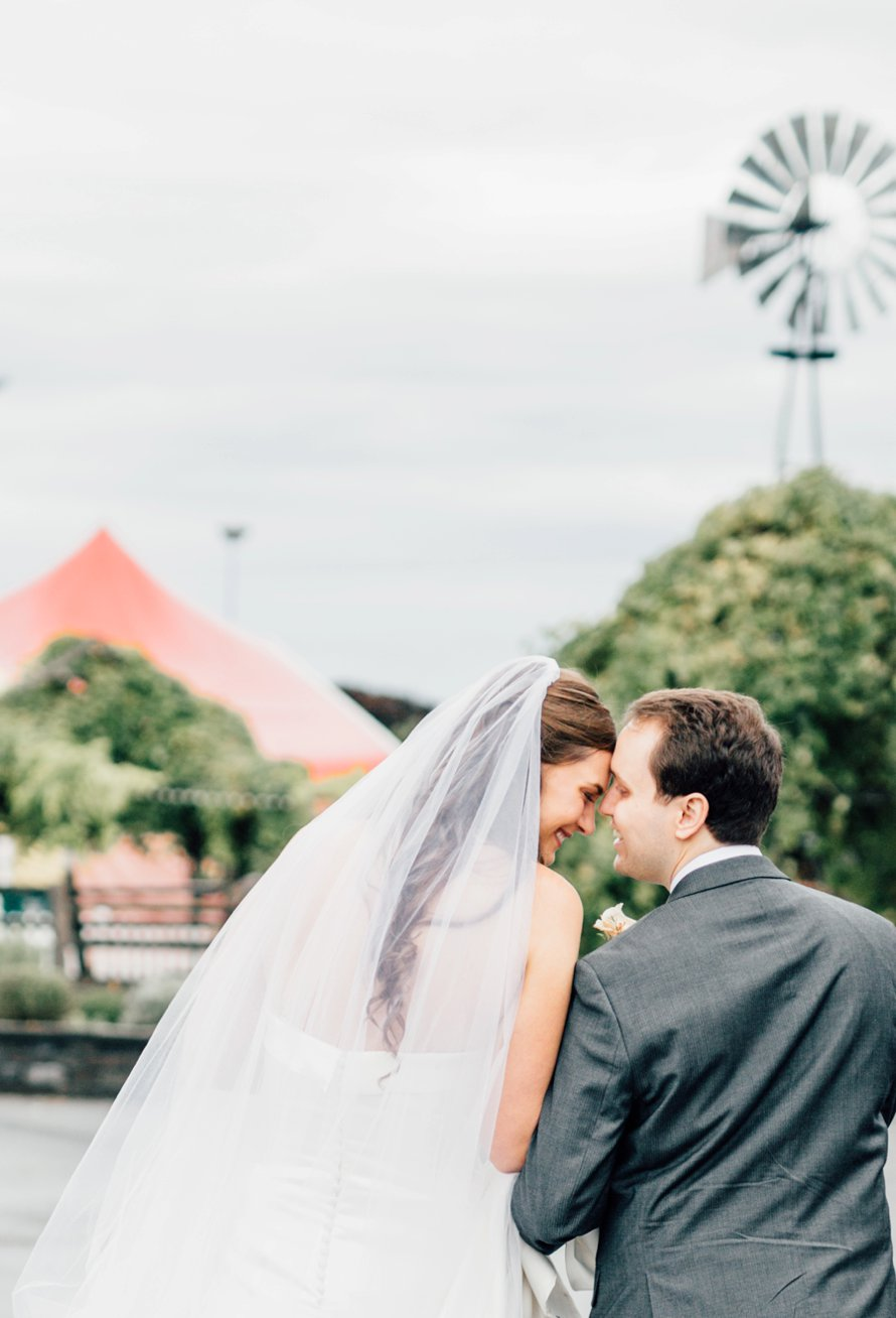 Romantic Washington State Fair Fall Wedding by Something Minted Photography