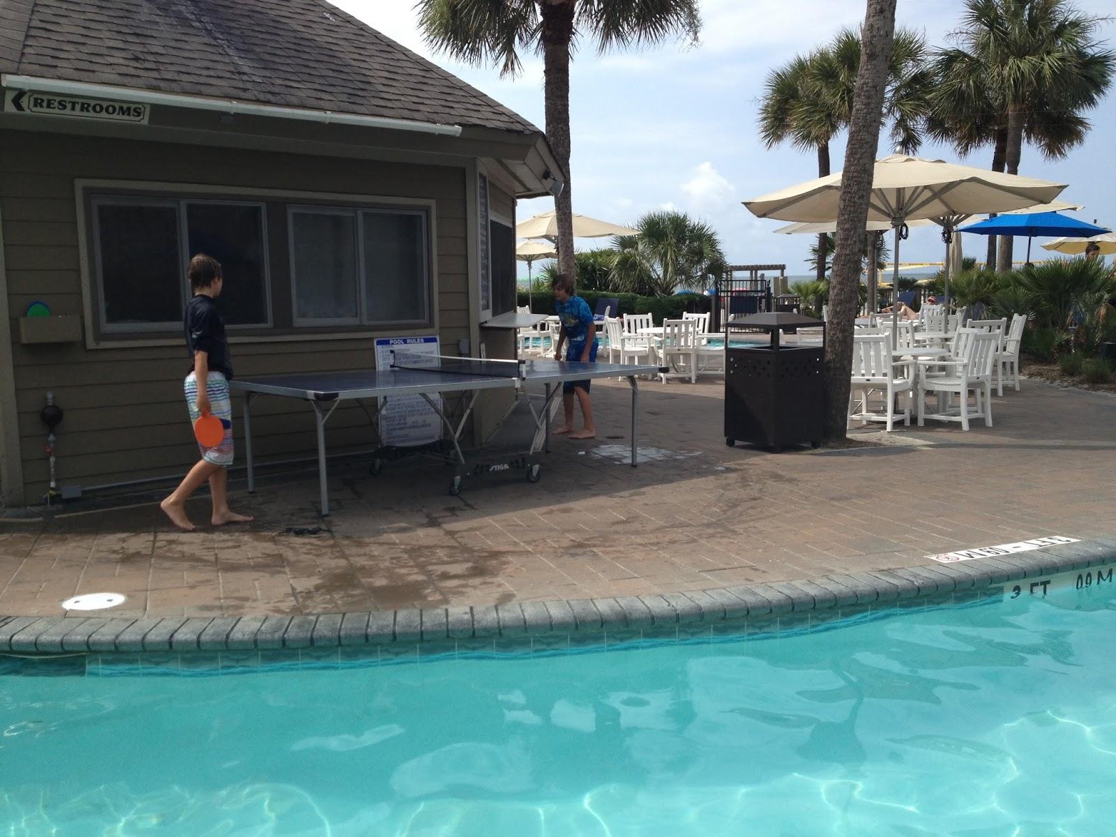 The Beach House A Holiday Inn Resort Hilton Head Island South Carolina Family Travel