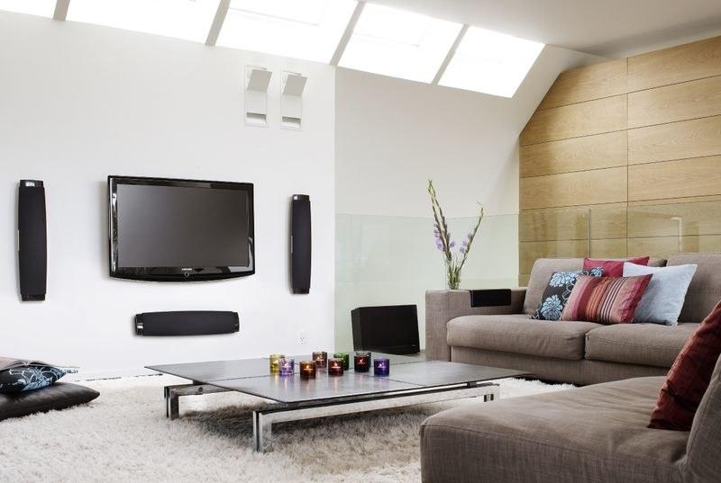 design Idéias vivas pequenas decorar o quarto