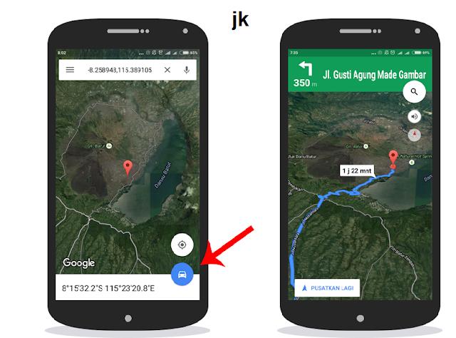 Cara Mudah Menggunakan Google Maps Offline Di Android dan IOS Terbukti Work 2018