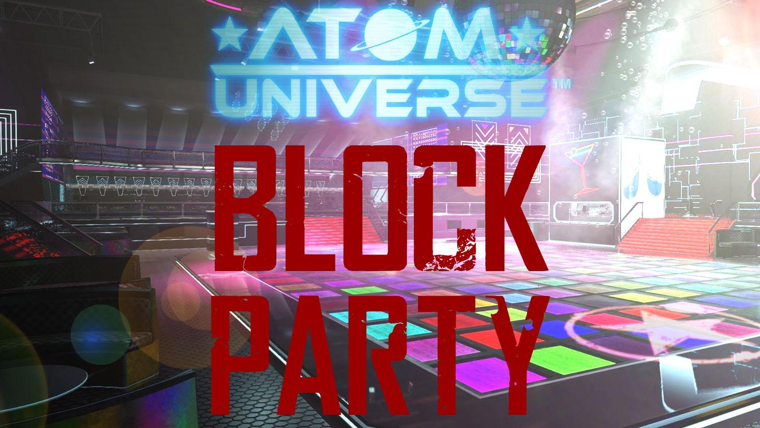 Novedades e Información en Atom Universe ATOM%2BuNIVERSE%2BbLOCK%2BpARTY