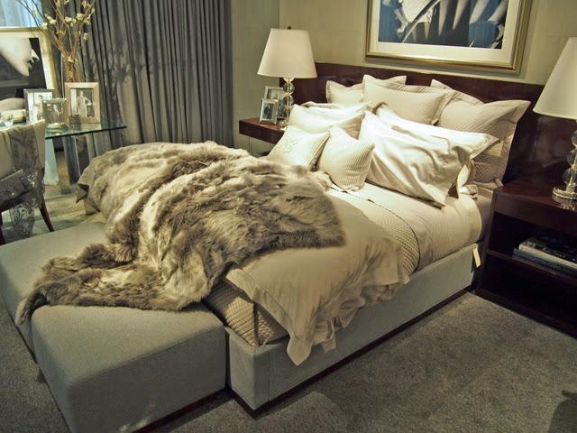 Ralph Lauren Home bedroom