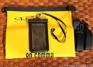 GoComma  waterproof smartphone case