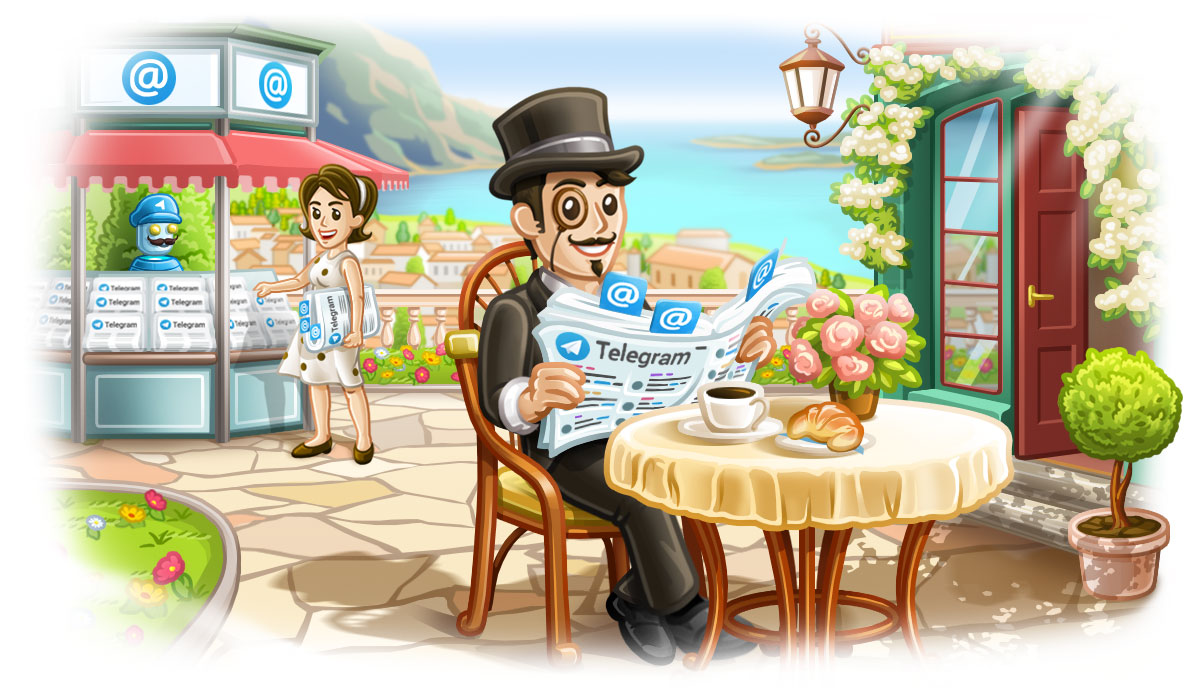 Telegram Messenger 4.3.0 es lo mejor ha llegado - El Blog de HiiARA