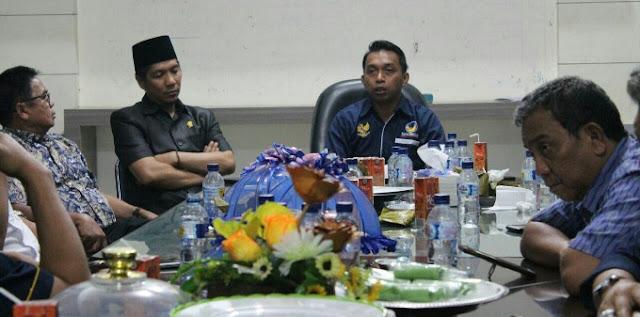 Rakernas di Jakarta, NasDem Sulsel Akan Boyong 477 Kader