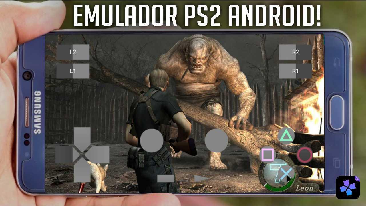 Como Descargar Juegos Ps2 Para Android Instalar Emulador Damon Ps2