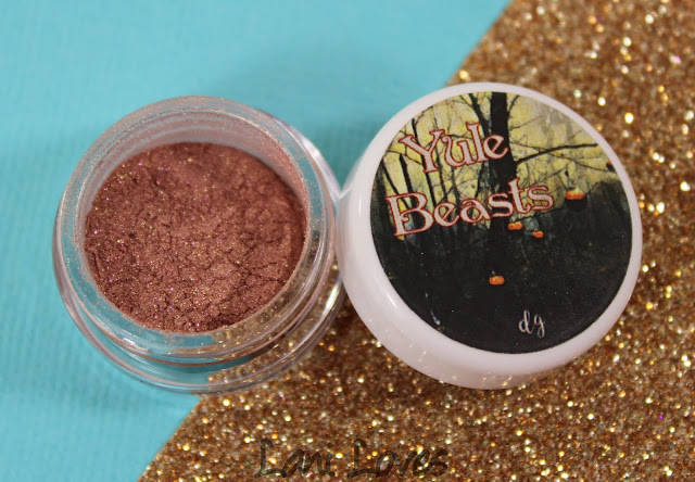 Darling Girl Eyeshadow - Gryla Swatches & Review