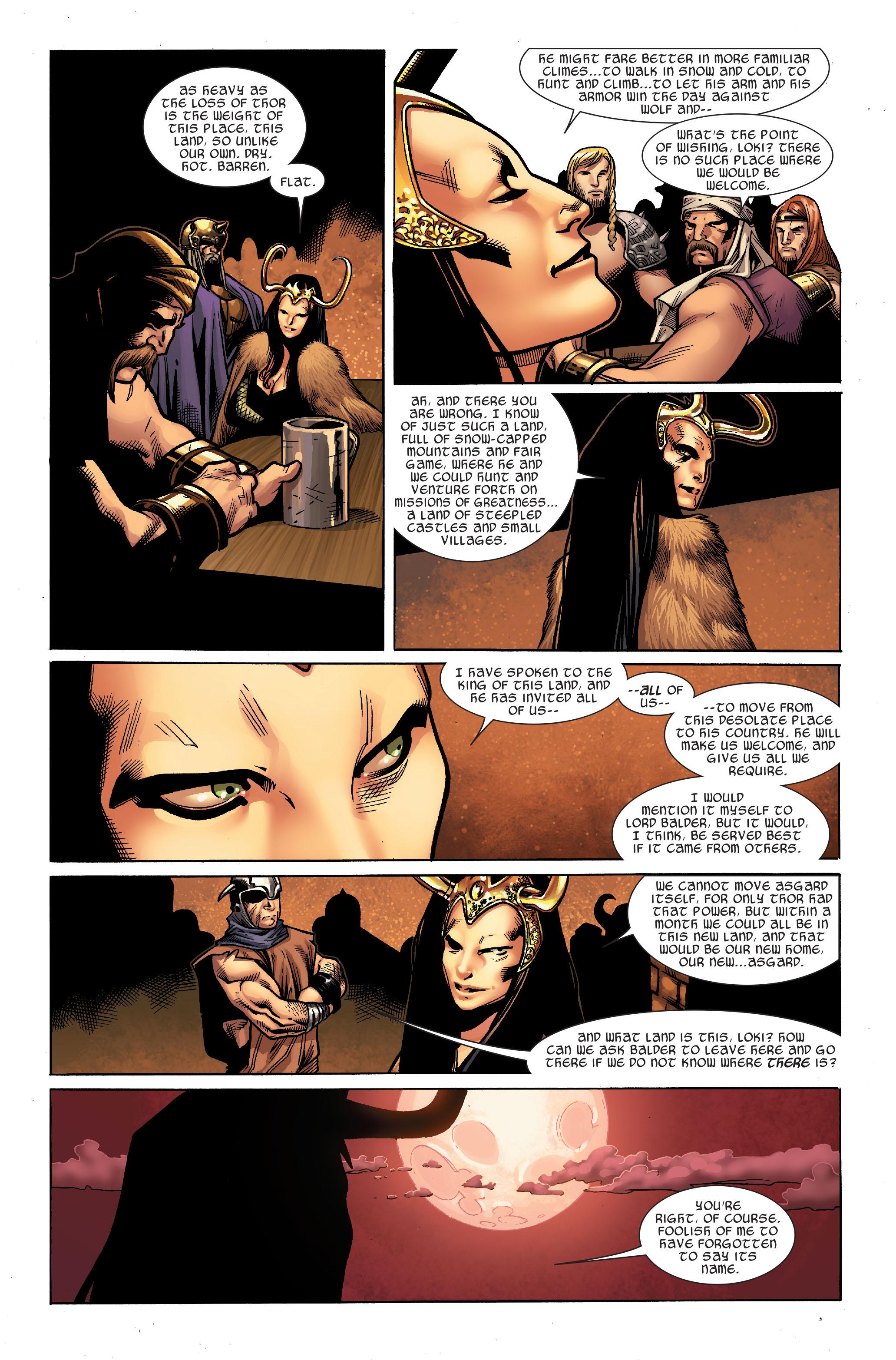 Thor (2007) Issue #600 #13 - English 43