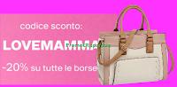 Logo Sconto del 20 % sulle Borse Deichmann per la Festa della Mamma