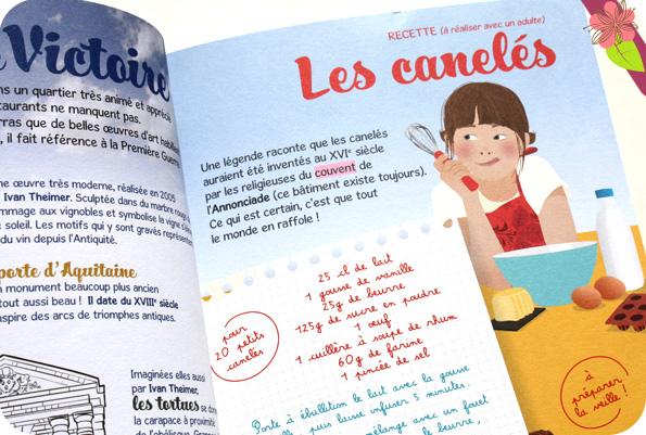 Bordeaux des enfants - Bonhomme de chemin