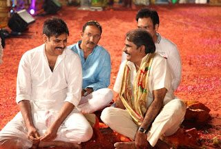 Pawan Kalyan At Koti deepostavam Photos