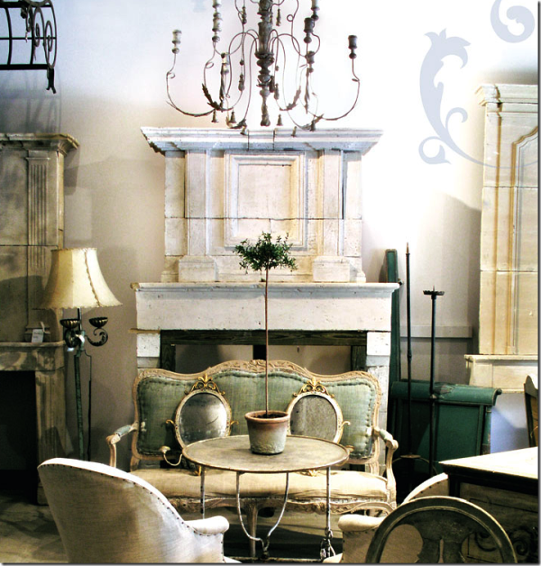 vintage home decor furniture accessories in vintage style