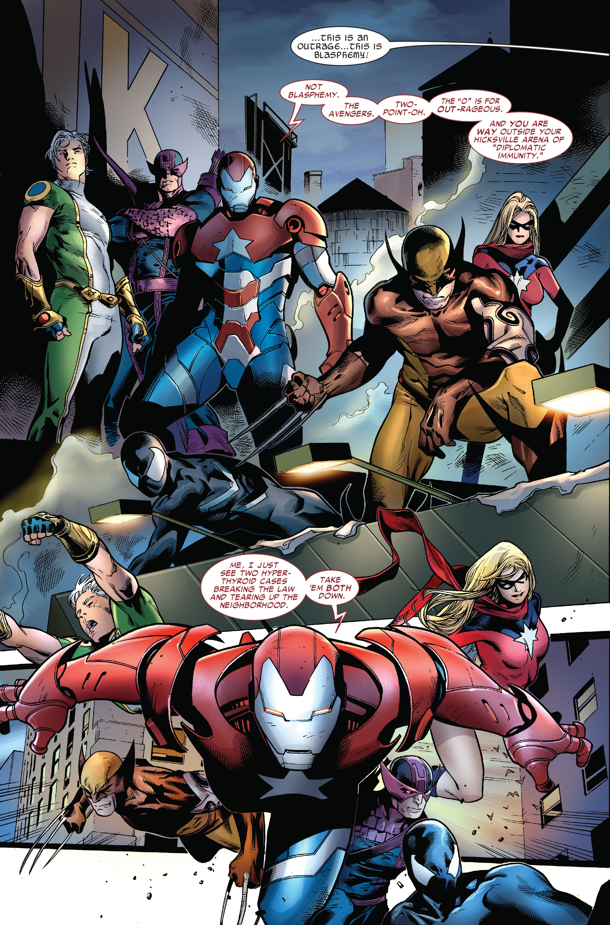 Thor (2007) Issue #600 #13 - English 26