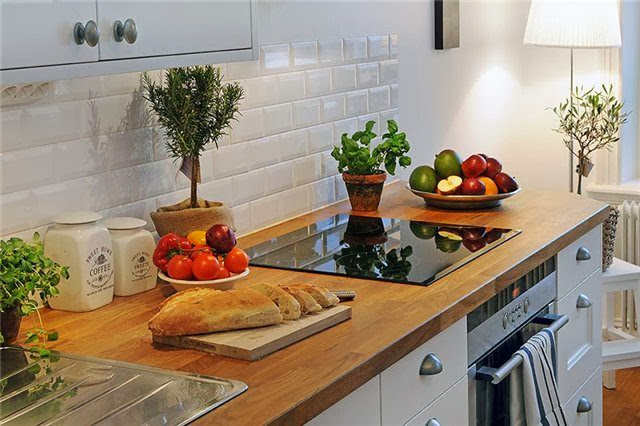 кухня в скандинавском стиле 6 основных моментов Ivoree