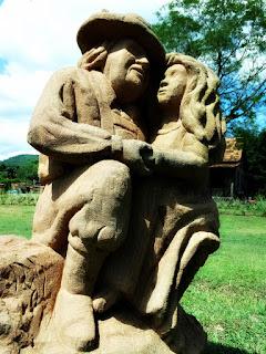 Contando Histórias (Geschichten erzählen), Tradições dos Imigrantes Alemães no Parque Pedras do Silêncio, Nova Petrópolis