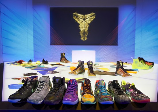 the latest d7113 d3621 This is the Nike Kobe Prelude Pack. Featuring all eight signature shoes of  Kobe Bryant with each pair serving as a story telling piece recapping his  ...