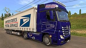 US Postal Service pack