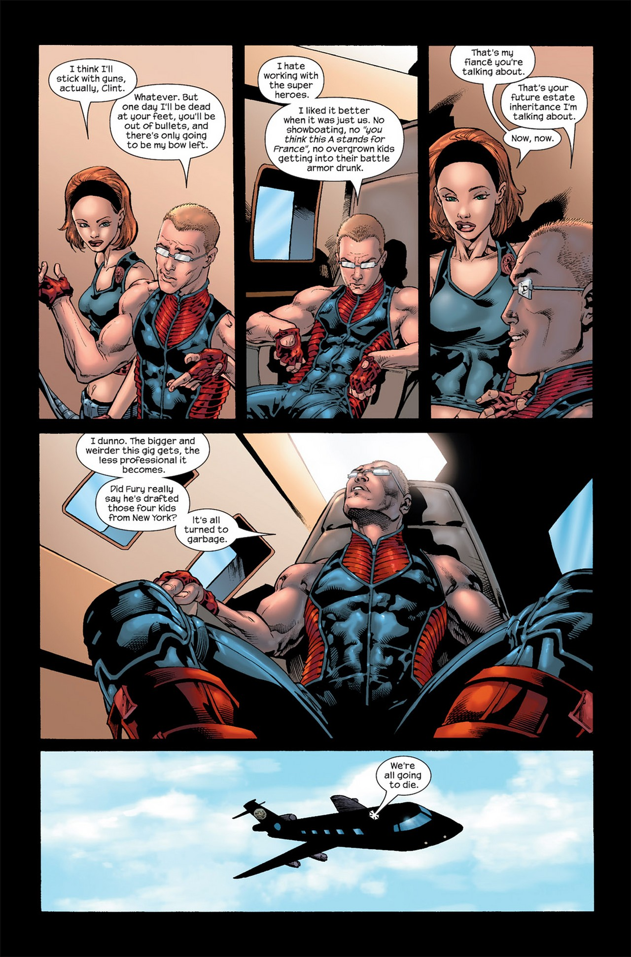 Read online Ultimate Secret comic -  Issue #3 - 12