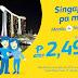 Cebu Pacific Manila to Singapore Promo
