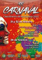 Castilblanco de los Arroyos - Carnaval 2020