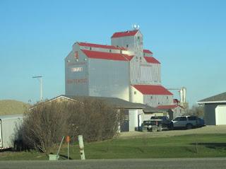 Whitewood Grain Elevator.