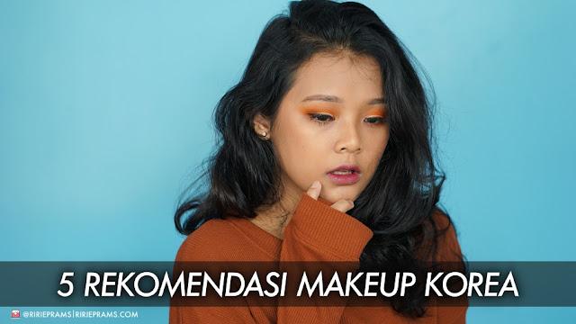 Rekomendasi 5 Produk Makeup Korea yang Wajib Kamu Icip!
