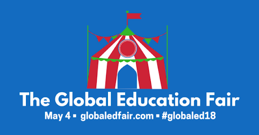 The 2018 Global Education Fair (Virtual) Is Now Open!