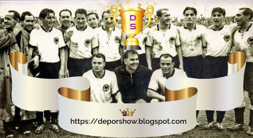 A 18 días del inicio del Mundial Rusia 2018: Recuerdos mundialistas, el milagro alemán conjura la magia de Hungría en el mundial de 1954.
