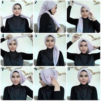 Penampilan mengagumkan dan menawan selalu menjadi hal utama yang di perhatikan oleh remaja put 26+ Cara Memakai Jilbab Segi Empat Terbaru 2017: Simpel, Sederhana & Kekinian