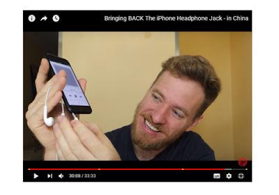 iphone jack