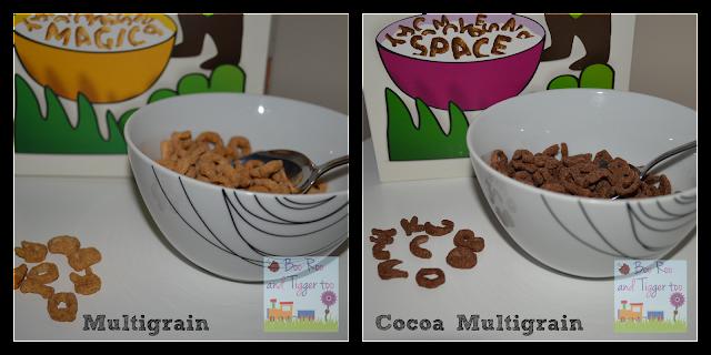 BEAR Alphabites Cereal
