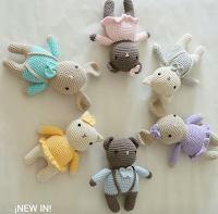coleccion slinky de camelia crochet