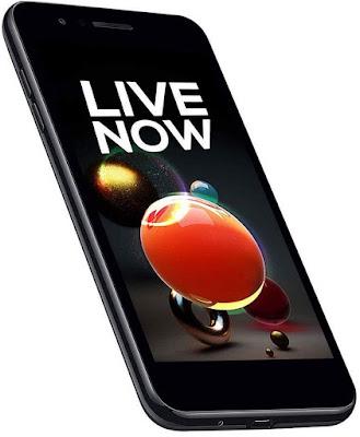 LG K9 4G LTE - Qualcomm Snapdragon MSM8909 | 8MP Rear/5MP Front Camera | 2GB/16GB