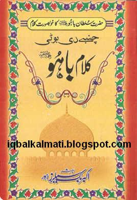 Kalam Hazrat Sultan Bahu Shah Pujabi Book in PDF