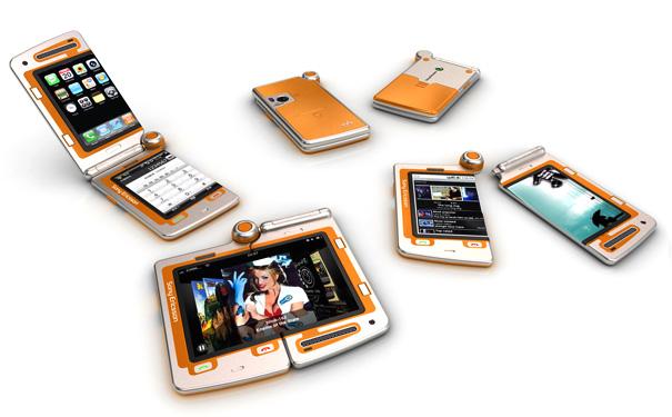 Sony Ericsson Touch Phone