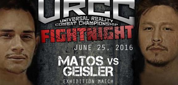Baron Geisler vs. Kiko Matos (FULL REPLAY VIDEO) URCC Fight Night: Bigwasan Na!