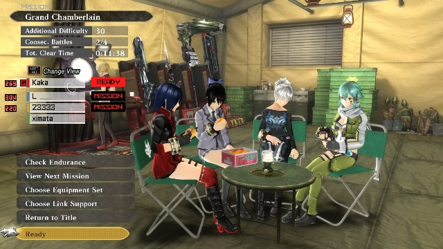 Download God Eater 2 Rage Burst PC Gameplay