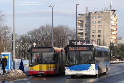 Solaris Urbino 12 i Urbinetto 10