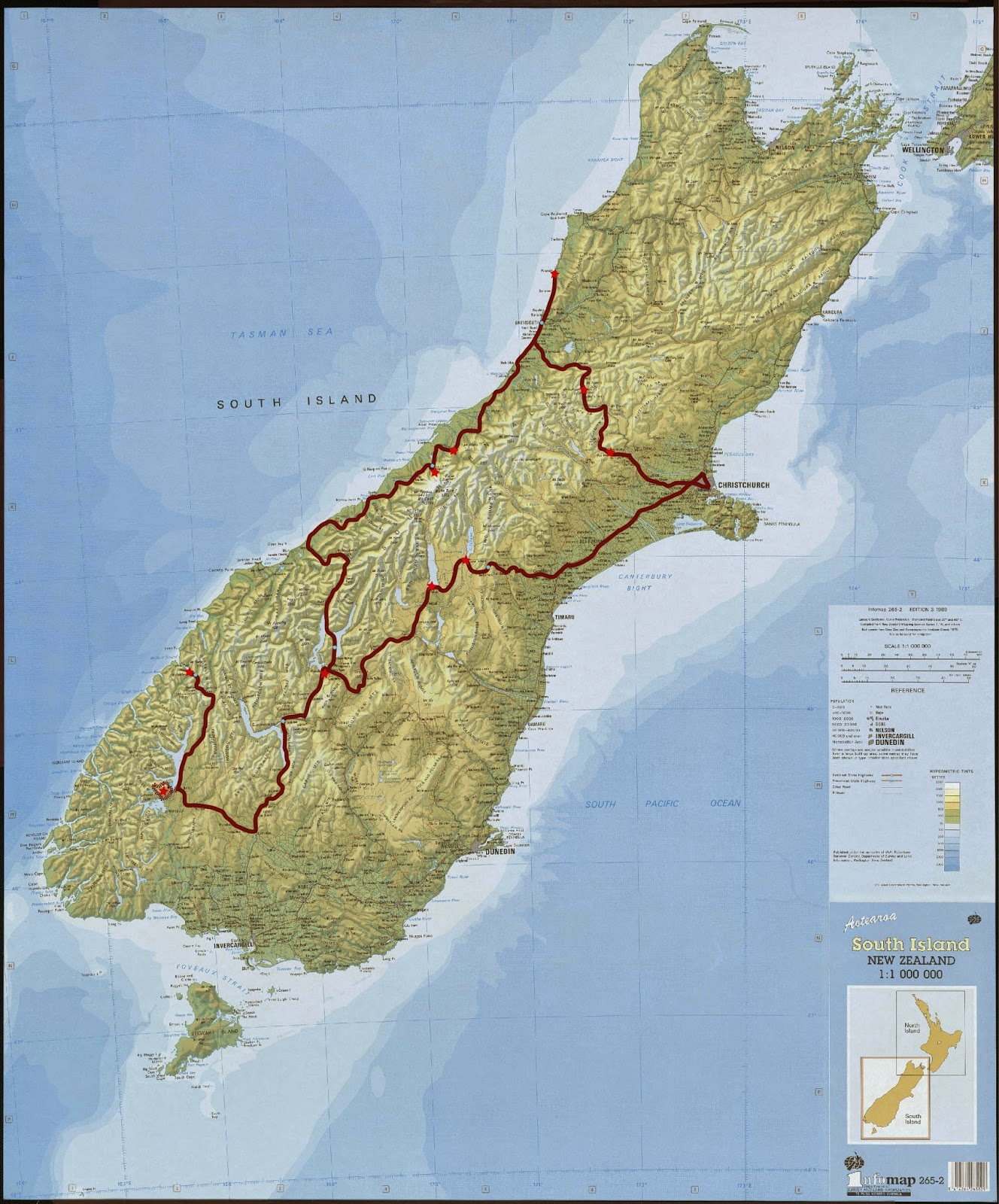 Show Me A Map Of New Zealand.Lakewood S Wanderings And Scribbles A Fun Little Escapade To